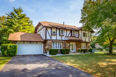 Naperville Single Family Home Contingent: 30w254 Briar Lane
