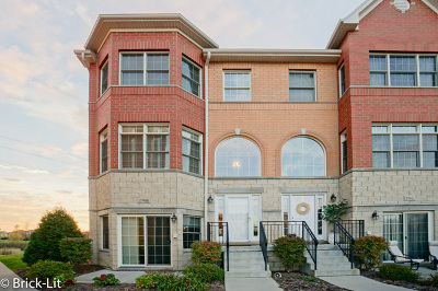 Condo/Townhouse Contingent: 17944 Fountain Circle