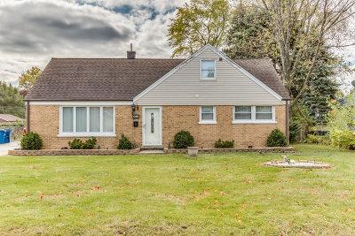Melrose Park Single Family Home For Sale: 9631 Castello Avenue