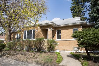 Maywood Single Family Home For Sale: 1519 Washington Boulevard