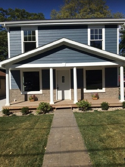 Lockport Single Family Home For Sale: 220 East 11th Street