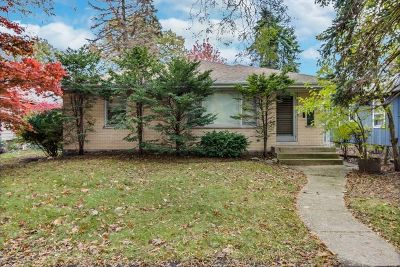 Naperville Single Family Home Contingent: 514 North Ellsworth Street