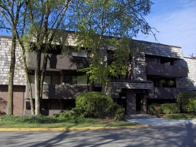 Carol Stream Condo/Townhouse Contingent: 566 Timber Ridge Drive #302-A