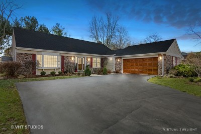 Palatine Single Family Home For Sale: 847 West Peregrine Drive