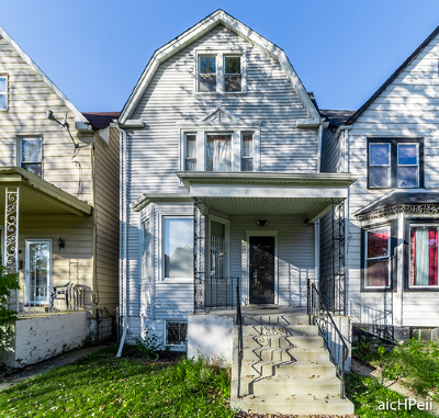 Single Family Home For Sale: 606 East 92nd Place