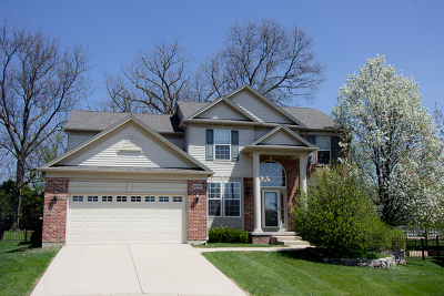 Streamwood Single Family Home For Sale: 7 Sagebrush Court
