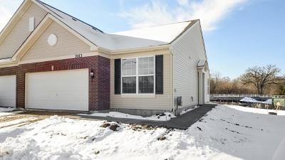 Fox Lake Condo/Townhouse For Sale: 7013 Bogie Lane #0703