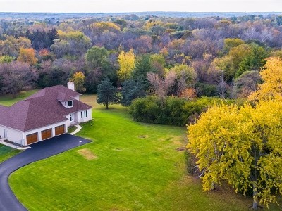 Barrington  Single Family Home For Sale: 21740 N Il Route 59 Road