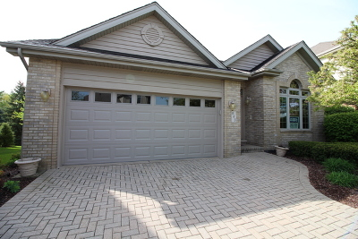 Willowbrook Single Family Home Contingent: 843 Breton Lakes Drive