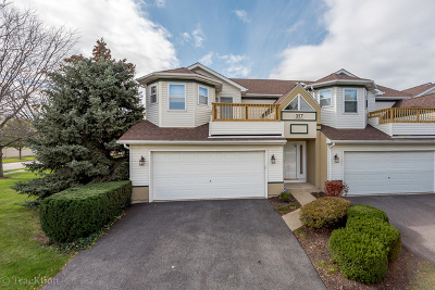Bolingbrook Condo/Townhouse Contingent: 357 Inner Circle Drive #357