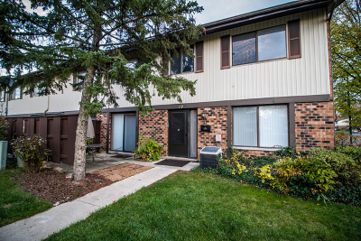 Downers Grove Condo/Townhouse Contingent: 12 Tower Court #12
