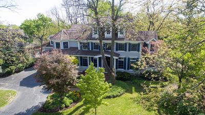 Burr Ridge Single Family Home For Sale: 6235 South Grant Street