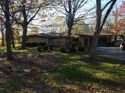 Mokena Single Family Home For Sale: 20044 East Brightway Drive