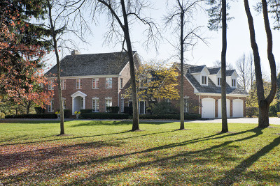 Lake Forest Single Family Home For Sale: 1051 Melody Road