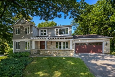 Hinsdale Single Family Home For Sale: 800 North Washington Street
