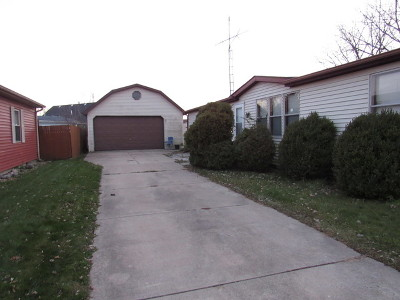 Sauk Village Single Family Home For Sale: 2204 Astor Street