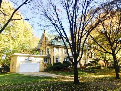 River Forest Single Family Home For Sale: 910 Bonnie Brae Place