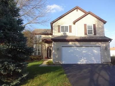 Bartlett Single Family Home For Sale: 1408 Newcastle Lane