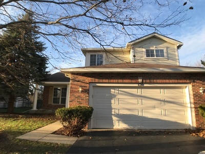 Bolingbrook Single Family Home For Sale: 130 Periwinkle Lane