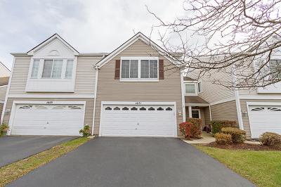 Bartlett IL Condo/Townhouse For Sale: $179,900