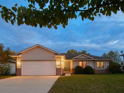 Plainfield Single Family Home Contingent: 6910 Manchester Drive