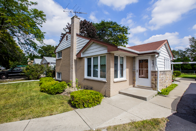Niles Single Family Home For Sale: 9007 North Greenwood Avenue