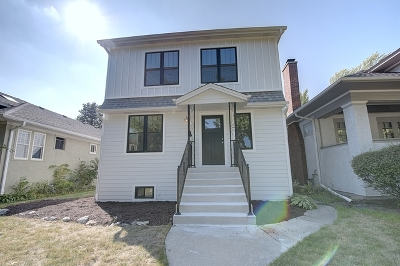 River Forest Single Family Home For Sale: 238 Lathrop Avenue