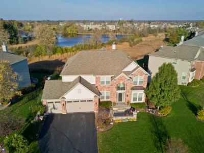 Lake Villa, Lindenhurst Single Family Home For Sale: 1460 McClellan Drive
