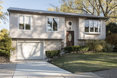 Orland Park Single Family Home Contingent: 8914 West 147th Street