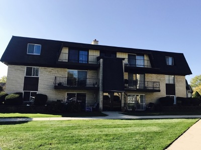 Palos Heights, Palos Hills Condo/Townhouse For Sale: 11125 South 84th Avenue #3B