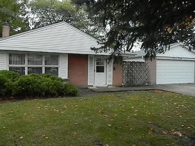 Niles Single Family Home For Sale: 9013 North Greenwood Avenue