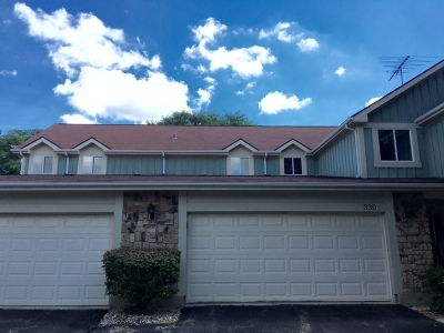 Du Page County Condo/Townhouse Re-Activated: 330 Springlake Lane #A