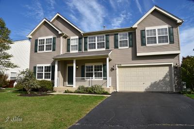 Crystal Lake Single Family Home Contingent: 1035 Wheatland Drive