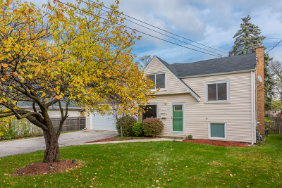 Lombard Single Family Home Contingent: 619 South Finley Road