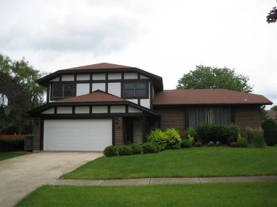 Mokena, Frankfort, New Lenox Rental For Rent: 273 Mulberry Road