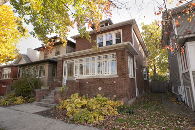 Oak Park Single Family Home For Sale: 514 South Harvey Avenue