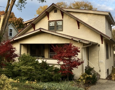 Highland Park Single Family Home For Sale: 1211 Ridgewood Drive