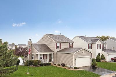 Plainfield Single Family Home Contingent: 2417 Sierra Avenue