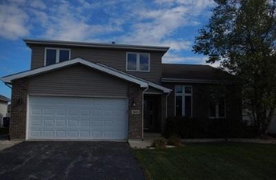 Beecher Single Family Home Price Change: 1611 Mallards Cove