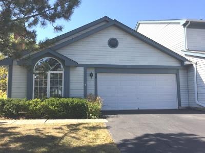 Schaumburg Condo/Townhouse For Sale: 56 White Pine Drive #56