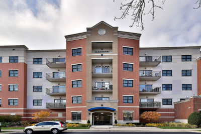 Roselle Condo/Townhouse For Sale: 14 South Prospect Street #306
