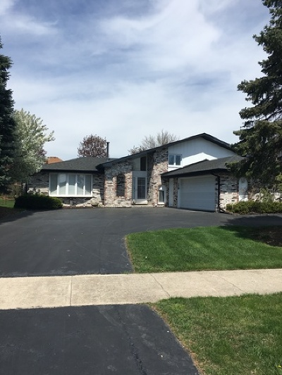 Orland Park, Tinley Park, Evergreen Park, Oak Lawn, Matteson, Olympia Fields, Flossmoor, Frankfort, Country Club Hills, Richton Park, Palos Heights, Palos Park, Palos Hills, Orland Hills, Homewood, Crestwood Single Family Home For Sale: 10126 South Westport Drive