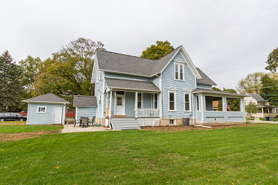 Elgin Single Family Home For Sale: 271 Morgan Street