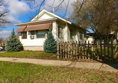Naperville Single Family Home For Sale: 21 East 5th Avenue