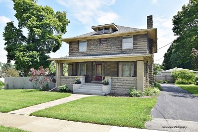 St. Charles Single Family Home For Sale: 306 South 10th Avenue