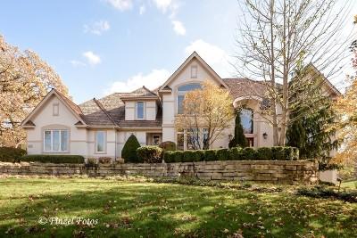 Crystal Lake Single Family Home For Sale: 4110 Carlisle Drive