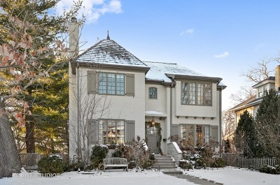 Wilmette Single Family Home For Sale: 1025 13th Street