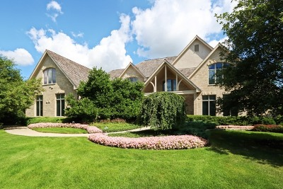 Libertyville Single Family Home For Sale: 5560 Churchill Lane