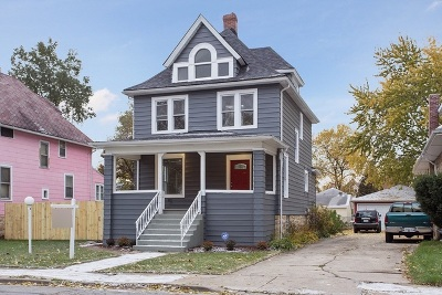 Maywood Single Family Home For Sale: 214 South 19th Avenue