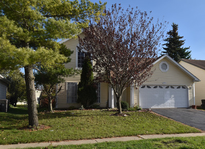 Elgin Single Family Home Contingent: 775 Thorndale Drive